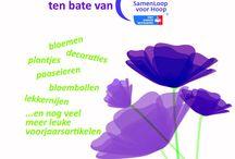 Made by Mea / Mea Dulcea, niet alleen een leuk koor!Naast zingen ook heel actief in het maken van allerlei spulletjes die verkocht worden voor een heel goed doel: Samenloop voor Hoop t.b.v. KWF kankerbestrijding www.meadulcea.nl
