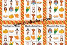 thanksgiving - worksheet