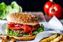 Burger Seitan
