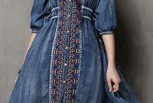 Платье / Dress / Платье, женское платье, шитье, платье для женщин, вязание