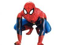 Spider Man / День рождения мальчика / Вечеринка SpiderMan /Спайдер Мен / Человек Паук
