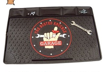 Car Guy Garage Decor / Car Guy, Man Cave decor and functional gift items.