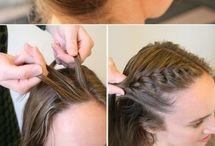 hair styles / by Melanie Barr