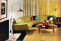 Living rooms / by Dixie Johnston Turpin