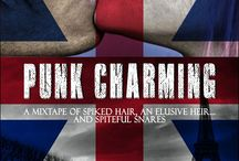 Punk Charming / It's June 1986 and American Kate Spencer travels to Europe to study at Oxford. Along the way, she must use her wits to escape peril in Paris. Fortune favors her when she meets her Punk Charming, and it's love at first sight. Now, if she could only find him again!  James meets his soul mate while on the run from Paris. Mis-cues and sabotage prevent him from reuniting with Kate, but he can never forget her. If only he had told her the truth before it was too late. Or is it? PunkCharming.net