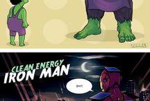 Superheroes I tell you...