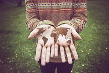 a whole world to travel
