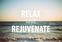 Relax and Rejuvenate / Stress and anxiety can contribute to chronic pain — let's relax a little.