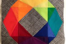 Quilts - Color Wheel / by Karen Thompson