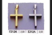 Σταυροί Βάπτισης / Χρυσός Σταυρός για βάπτιση 14 καρατίων / με ζιργόν πέτρες /Δίχρωμοι/ σε Λευκόχρυσο που διακοσμούν το κέντρο του. Κλασικό κόσμημα σε εντυπωσικό σχεδιασμό. Τιμες Εργαστηρίου  Εγγύηση ποιότητας 100% επιστροφή χρημάτων εάν, εντός 15 ημερών, για οποιοδήποτε λόγο επιθυμείτε να επιστρέψετε το κόσμημα