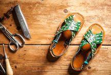 sandalmaking