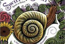 book nook: swirl by swirl