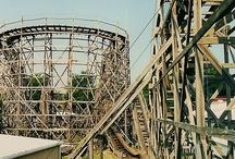 Abandoned Amusement Parks / Abandoned Amusement Parks / by Ashley Boasso
