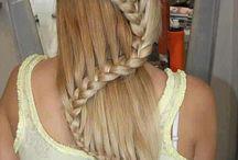 hair ideas / by Teresa Jones