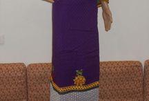 Ali Creations Ridas / We are manufacturer of single piece Fashionable Ridas and Joris.   Contact: +91 880 512 6767 (Insiya)
