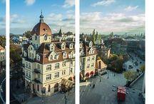 Hotel Rezydent / 5 - gwiazdkowy hotel klasy boutique w samym centrum Sopotu. Posiada 64 komfortowe pokoje (8 o podwyższonym standardzie a także luksusowy Apartament Sopocki)