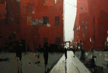 Art | Painting City
