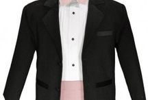 Pink Tuxedo Packages