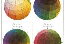 色々な色の色々