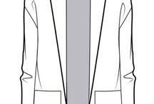 Wearing templates