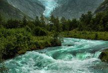 풍경, 자연