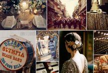New Orleans Wedding / Vintage New Orleans Wedding Design / by Jessica Farber
