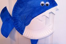 CLAMBER UNDER THE SEA CRAFTS