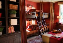 Kid Bedrooms / by Jessica Estes