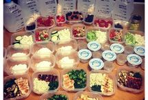 Food - Prep Ideas / by Heather Ready