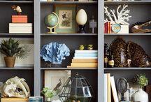 Bookshelves / by Kristen Laird