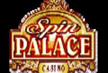 Play #Online #Casino #Games #Online from Spin Palace Casino at Net2Bet / #Play #Secret Santa, #Wowpot #Progressive, Voila, Lucky Leprechauns Loot, Tunzamunni Progressive, Paradise Found, and more from Spin Palace Casino at our