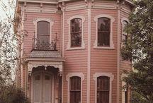 Abandoned(haunted ) houses