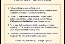 Ca strawberry pin 4 holidays