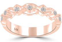Rose Gold Sparkles / by Liori Diamonds