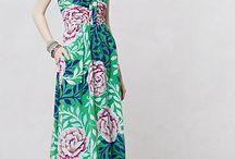 Dresses / by Caroline Poland