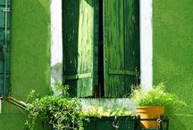 :: let's go for green :: / by Barbara Dalla Via