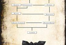 Black Jewels Trilogy / by Chris Merrill