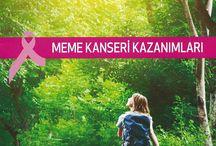 """Meme Kanseri Kazanımları - Europa Donna Türkiye / Europa Donna Türkiye tarafından """"meme kanserinin olumlu bazı deneyim ve kazanımlarının paylaşılması"""" ana fikri ile 15 hanımın katılımı ile yaratılan kitabı Sn. Canan Perdahlı' nın izinleri ile sayfamıza koyuyoruz... Teşekkürler..."""
