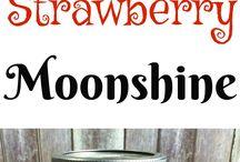 Strawberry Moonshine
