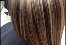 Mum's hairstyles