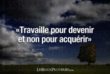 citations /proverbes