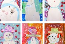 Art projects for my class / by Amy Porter