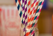 circus birthday / Circus first birthday party inspiration: How to throw a Circus birthday party for a 1st birthday celebration. Lots of tigers, circus snacks, and more.