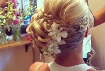 bridal or not hair