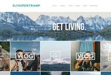 Voyager sur le Web / Voyager c'est facile sur le Web maintenant. Vous avez un site ou un blog sur les voyages, c'est un bon moyen de créer de contenu qui sera apprécié !