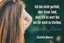 christliche Sprüche