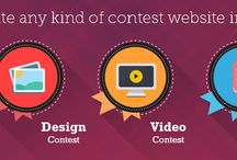 Agriya Contest Script - 360Contest / Now it is easy to run a contest like design, audio, video or text using agriya's 360Contest software.
