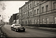 Street photography. Moscow / The plots of the street-photo: architecture, people, movement.