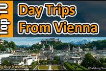 Vienna & Bratislava trip planning