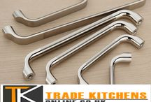 Kitchen Pull handles in London / Take a step further in augmenting the appearance of your residence, by investing in the kitchen pull handles. The functionality of the same can be improved through the implementation of modern technology.